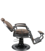 Barber Chair TOMMY i brun