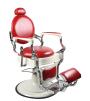 Barber Chair TOMMY i röd - Barber Chair TOMMY i röd