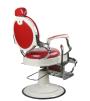 Barber Chair TOMMY i röd