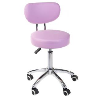 Arbetsstol SAM i rosa & lila - Arbetsstol SAM i ROSA