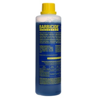 BARBICIDE -Koncentrat för desinficering av verktyg och tillbehör - BARBICIDE -Koncentrat 500ml