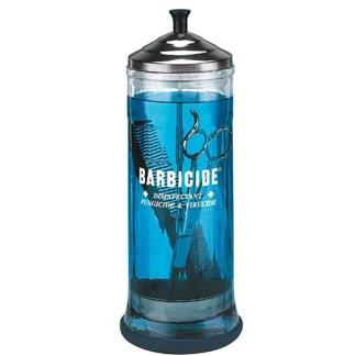 BARBICIDE glasbehållare för desinfektion 1100ml - BARBICIDE glasbehållare för desinfektion 1100ml