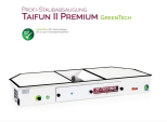Prof. Bordsutsug Taifun Model II GREENTECH Premium Made in Germany