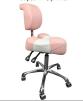 Arbetsstol ERGONOMICA Italia färgval - Arbetsstol ERGONOMICA rosa/vitt