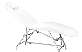 Bänköverdrag Bielenda vitt  (small), size 90 x 210 - Bänköverdrag Bielenda vitt  (small), size 90 x 210