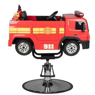 Barnklippstol 911 Brandkår - Barnklippstol 911 Brandkår