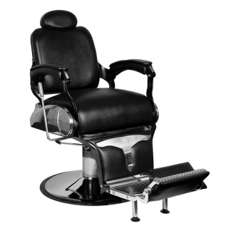 Barber Chair JULI i svart - Barber Chair JAMY i svart