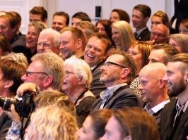 Många härliga skratt. Foto: Studio Pi