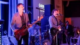HAAKS, ett av Sveriges mest populära underhållningsband, förgyllde galan! Foto:Joakim Jalin, Jalin Foto