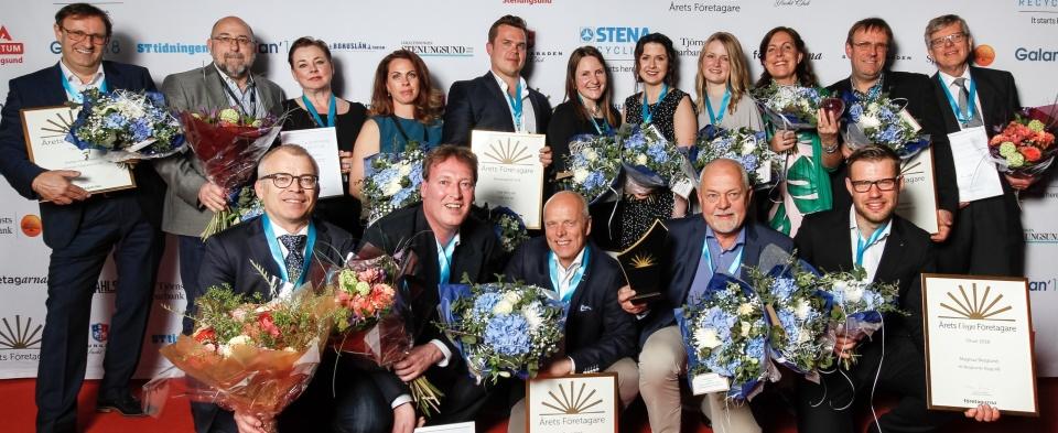 Vinnare Galan '18. Foto: Daniel Friström