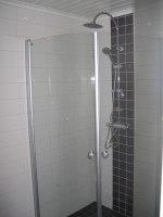 Kakling och utbyggnad av badrum i Ramsjö
