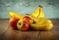Frukt ger vitaminer och bioflavinoider.