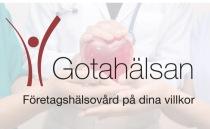 Gotahälsan, Jerikodalsgatan 8, 595 30 Mjölby Tel. 0142--29 98 90