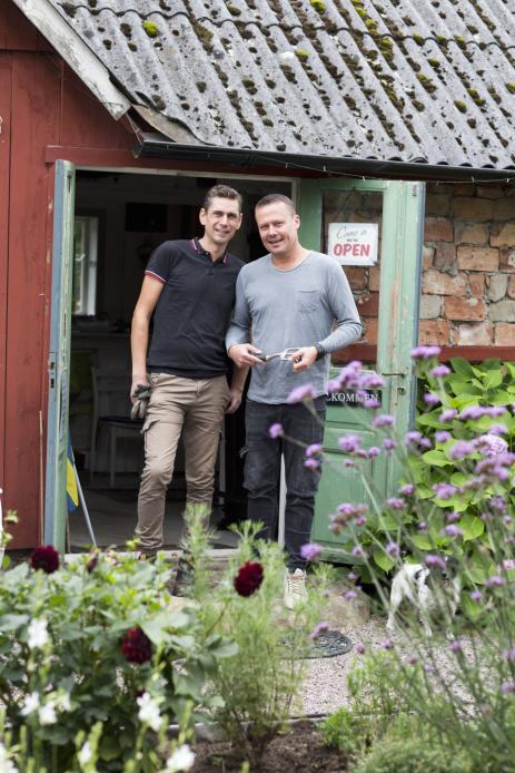 Håkan Lindqvist & Fredrik Hansson. Foto: Annika Christensen