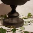 Stor skål/urna på fot