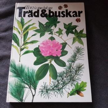 Tidens stora bok om träd & buskar -