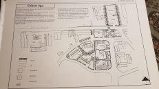 Föslag till nytt bostadsområde i Onslunda by.