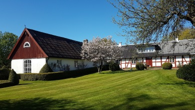 Furutorps gård, föräldrahemmet.