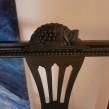 Gustavianska stolar 4st