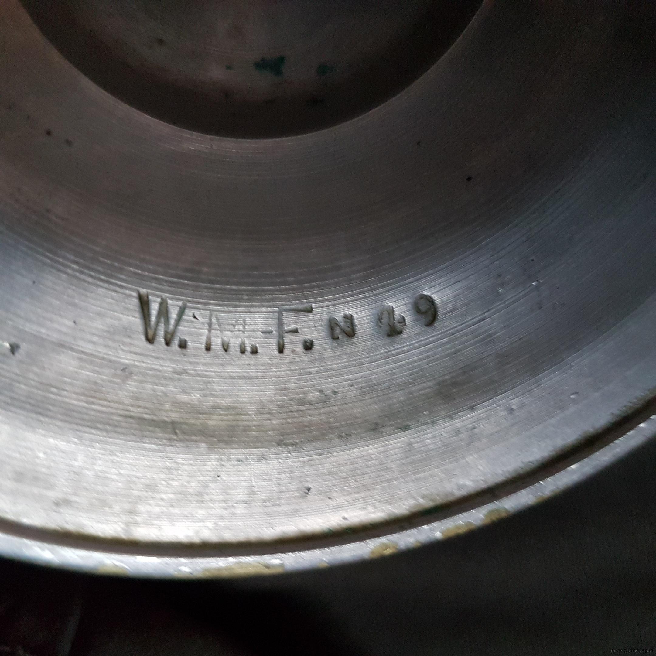 WMF-ljusstakar-metall-design-inredning