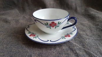Rörstrand Sundborn kaffekopp -