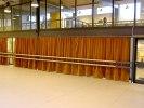 Akustik draperii Jakobsbergs gymnasium