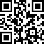 QR kod. du behöver en QR läsare för att kunna hämta info.