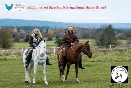 Träffa oss på Sweden International Horse Show! Friends Arena 30/11-3/12 Foto: Edvin Woxmark