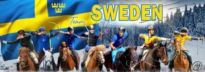 Svenska Bågskytte Förbundet har låtit meddela representanterna för VM-laget i Ungern i Juli och vi kan glädjande konstatera att vi är med! Bildbearbetning: Anna Hjortsberg.