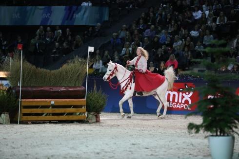Träffa oss i mässpaddocken på Stallbacken och se oss inne på stora arenan under Sweden International Horse Show 2018! Foto: Therese Hübner