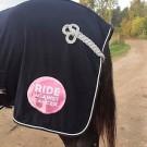 Ride Against Cancer täcke