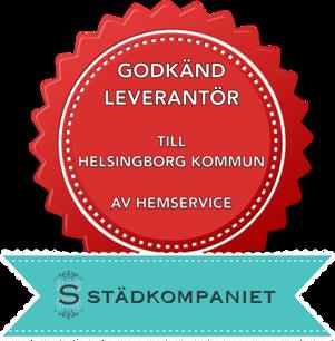 Godkänd leverantör Helsingborg Kommun