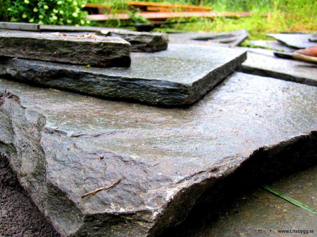 Stensättning och plattläggning i Stockholm