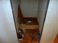 Underlag för dusch och golvbrunn