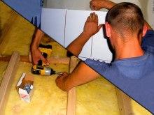Inomhusjobb - Från villarenovering till badrumsrenovering