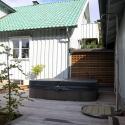 Badkar och trädäck Steninge