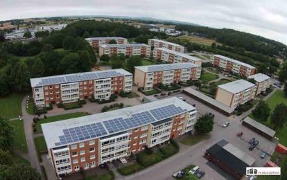 Montering solceller – montör av Schletter solceller PE Byggtjänst i Falkenberg monterar solceller i Göteborg, Skåne, Halland, Falkenberg, Varberg, Halmstad, Laholm, Kungsbacka mm