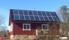 montering av solceller på mindre fastighet - del av pensionat Sågknorren i Halland