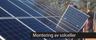 Montering av solceller - certifierad montör för Schletter solceller PE Byggtjänst
