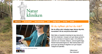 Naturkliniken Åsa Hallendorf
