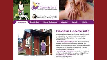 Body & Soul, Thérèse Gyan Granlund, Hjärnarp