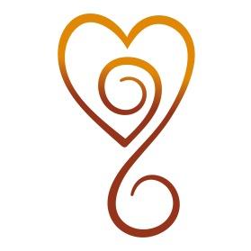 Symbolen för mitt företag - Din Egen Kraft.