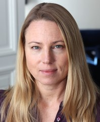 Nätverksansvarig EvaLotta Wahlström