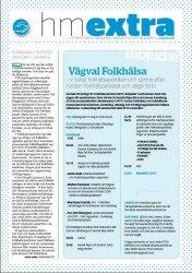 Nyhetsbrev 1, 2011  Inbjudan årsmöte och folkhälsoseminarium