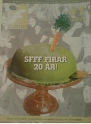 Folkhälsomagasinet 1, 2010 SFFF firar 20 år!