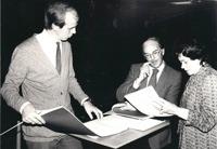 L-G Björklund, P Dickinson, E Söderström