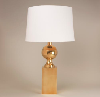 Bordslampa i mässing, Vaughan  Design - Alegni Interiors