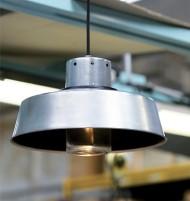 Modern utomhusbelysning, vägg och tak i  industriell stil  - Faktory, by Roger Pradier - hos Alegni Interiors