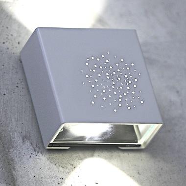 Up & Down light utebelysning för vägg och fasad - Klint från Roger Pradier - hos Alegni Interiors
