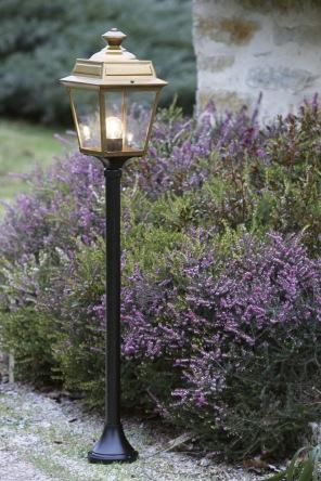 Klassisk utebelysning - Kollektion Place des Vosges 1 Tradition - Modell 10, pollare